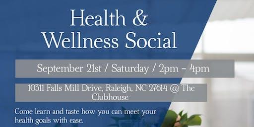 Health & Wellness Social