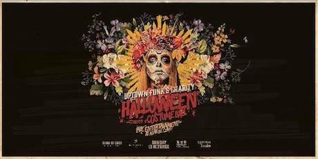 Uptown Funk's  Charity Halloween Costume Ball  tickets