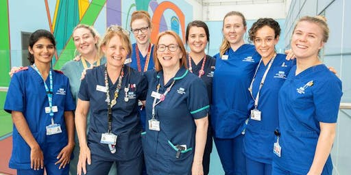 Robin's Ward Free Study/Recruitment Day for Children's Nurses