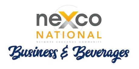neXco National October Business & Beverages tickets