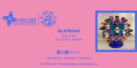 Day of the Dead Festival | Día de Muertos • 2019 • NYC tickets