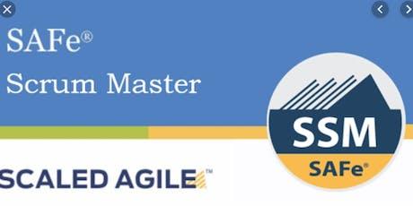 SAFe® Scrum Master Certification 4.6 NoVA /Washington DC (Weekend)- Scaled Agile Certification Training tickets