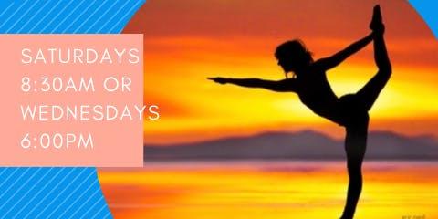 6 Week Beginner Yoga Series