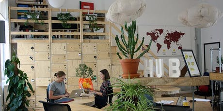 Impact Hub Islington Tour: Visit Our Space! tickets