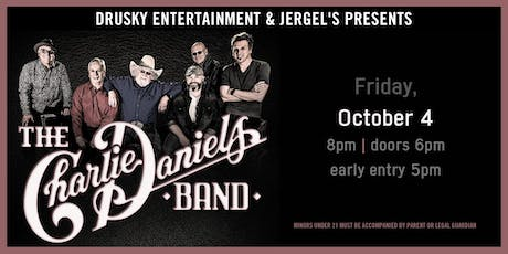 The Charlie Daniels Band tickets