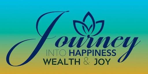 Journey Into Happiness, Ashland, September 25, 2019