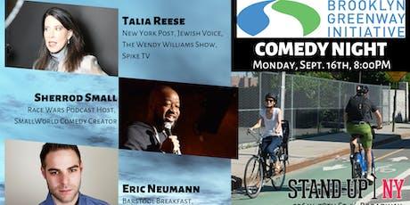 Brooklyn Greenway Initiative *Comedy Showcase*  tickets