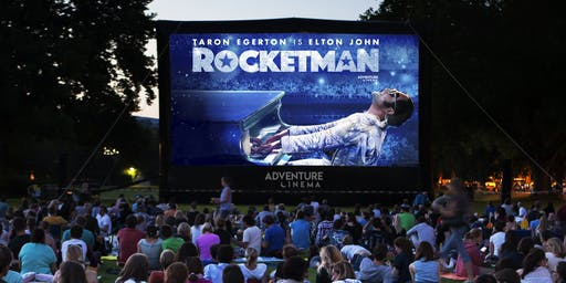 Rocketman Outdoor Cinema Experience in Aveley, Essex