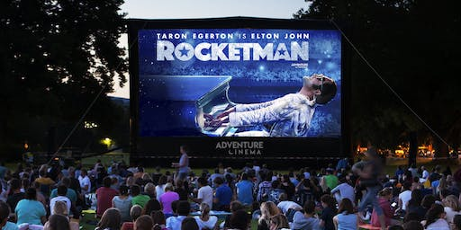 Rocketman Outdoor Cinema Experience in Swindon