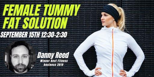 Female Tummy Fat Solution