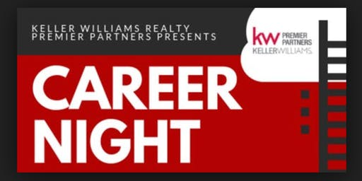 Keller Williams Realty Premier Partners Career Night