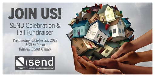 SEND CELEBRATION & FALL FUNDRAISER