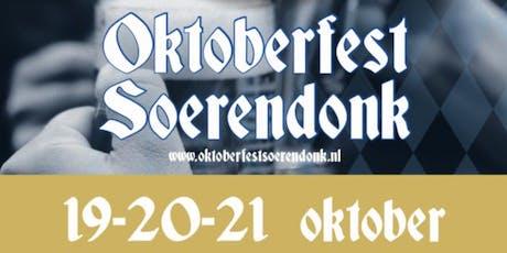 Oktoberfest Soerendonk Tickets