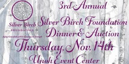 Silver Birch Dinner & Auction
