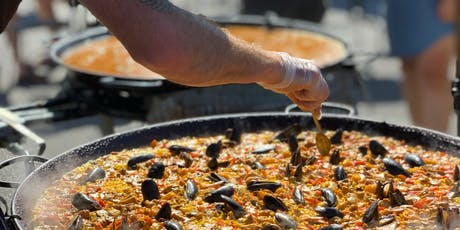 ¡The Great Boulevard Paella Party! tickets