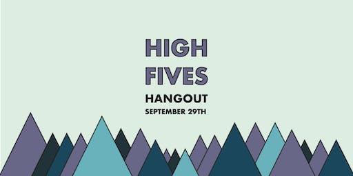 High Fives Hangout - Mesa Rim Climbing Gym
