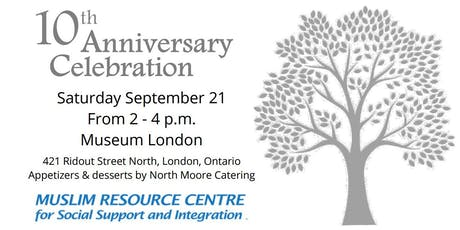 10th Anniversary Celebration Event tickets