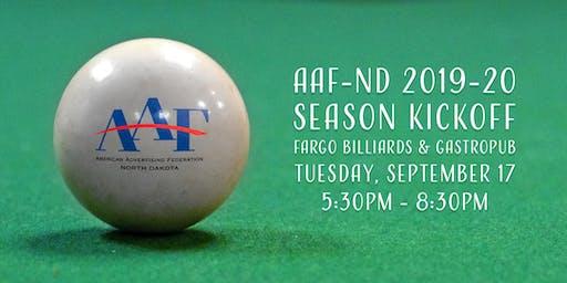 AAF-ND 2019-20 Season Kickoff Event