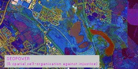 Geopower (& spatial self-organisation against injustice in Sheffield):  A Performative Walk by ; a place, of their own. Tickets