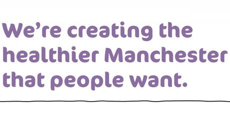 Working together for a healthier Manchester tickets