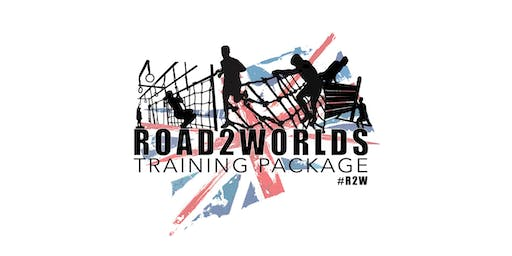 2020 Course 4 - Improvers Train, Drills + Skills Road2Worlds hosted at The P.T Barn