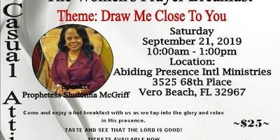 APS Women's Prayer Breakfast