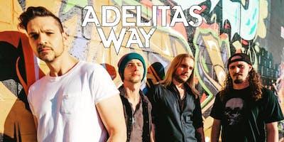 Adelitas Way with the Black Moods & Blacklite District