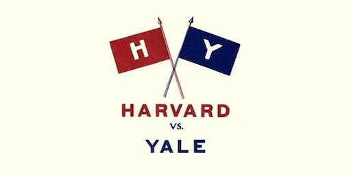 The Game: Harvard vs. Yale #136