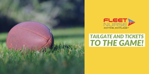 FleetNurse Tailgate and Game