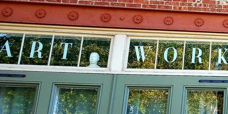 ArtWalk Kingston -  The Rondout's Studios, Galleries, and Architecture tickets