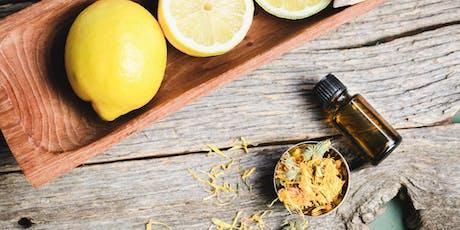 Essential Oils + Wellness- Make your own blend!  tickets