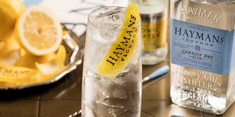 Hayman's Gin Tasting tickets