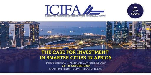 The Case for Investment in Smarter Cities in Africa
