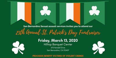25th Annual St. Patrick's Day Dinner and Auction Fundraiser