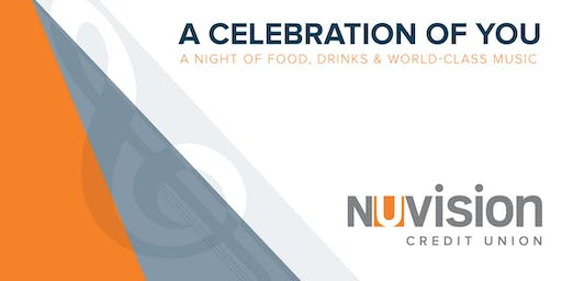 A Celebration of You: A night of food, drinks and world-class music
