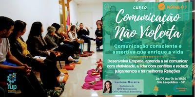 Curso Comunicação Não Violenta: A Linguagem da Empatia | Módulo I (Ed Out)