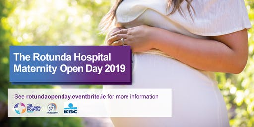 Rotunda Hospital Maternity Open Day 2019
