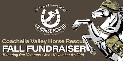 Coachella Valley Horse Rescue Fall Fundraiser
