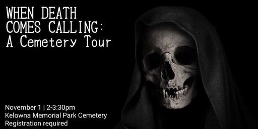 When Death Comes Calling: A Cemetery Tour