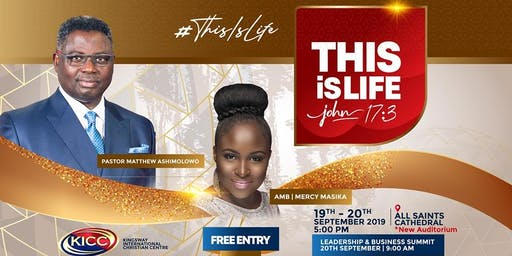 This is Life with Pastor Matthew Ashimolowo