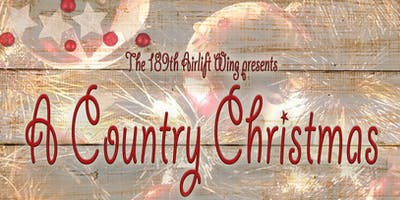 189th Airlift Wing Christmas Party