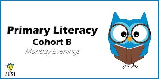 AUSL Primary Literacy Cohort B