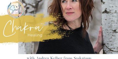 Chakra Healing - Wednesday Workshop tickets