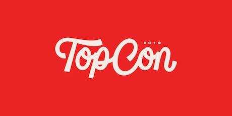 TOPCON 2019 tickets