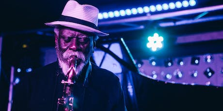 "PHAROAH SANDERS ""ICON"" tickets"