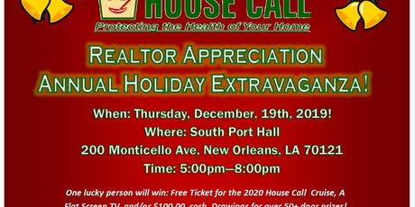 Realtor Holiday Extravaganza tickets