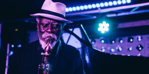 "PHAROAH SANDERS ""ICON"""