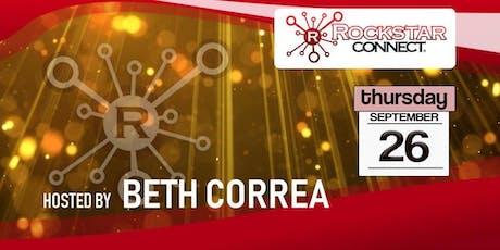 Free Elk Grove Rockstar Connect Networking Event (September, near Sacramento) tickets