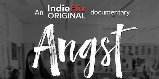 "Free Public Screening of Teen Anxiety Film ""Angst"", with Insight Education"