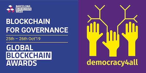 D4A + Gala Dinner & Blockchain Awards Ceremony